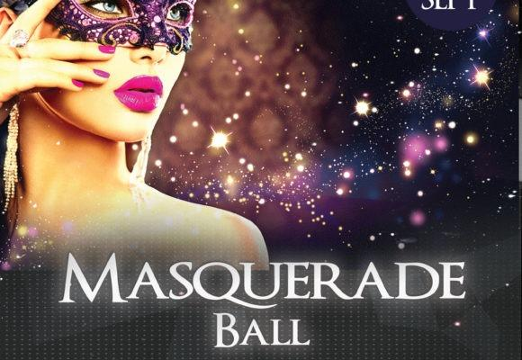 pink oyster masquerade party sept 29th