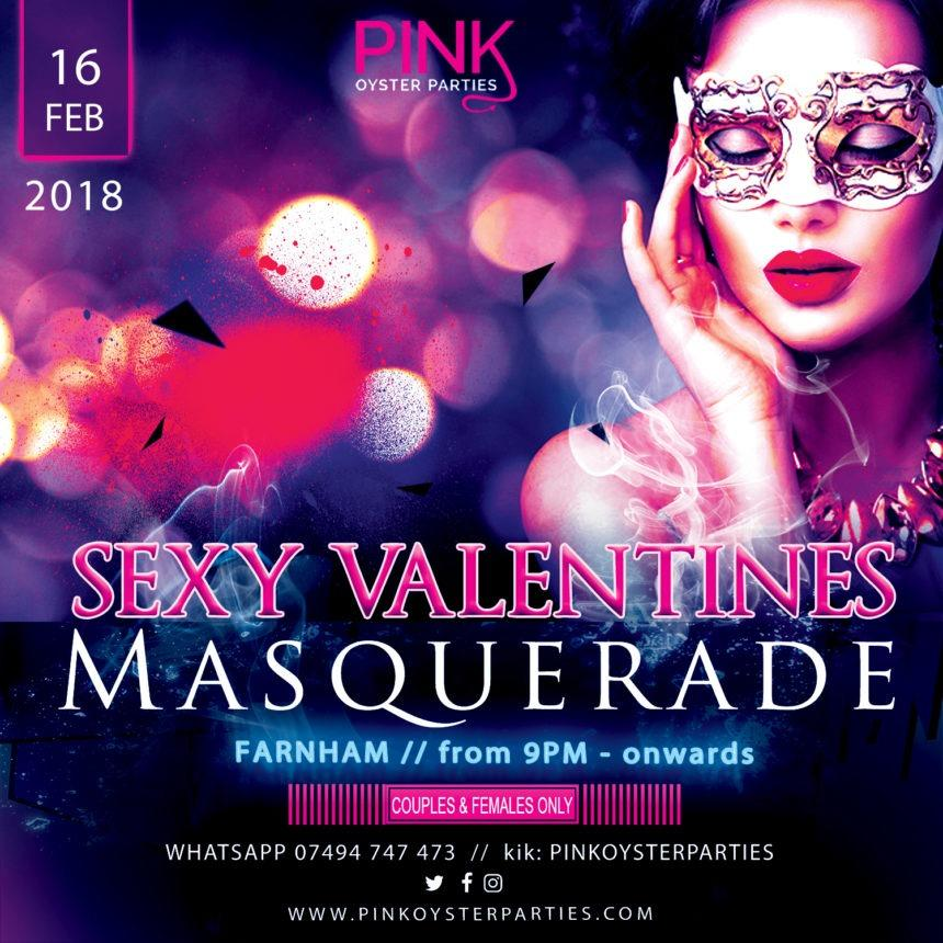 Valentines Masquerade Party