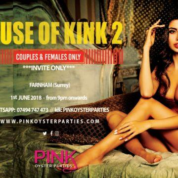 Pink Oyster House Of Kink II